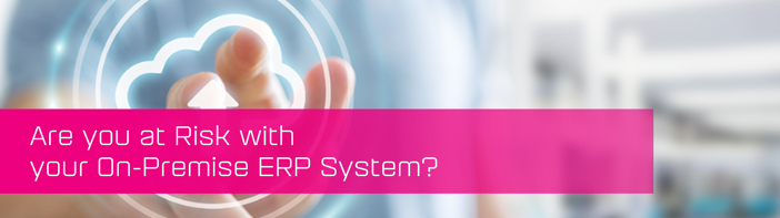 KCS SA - Blog - Risk On-Premise ERP Cloud Sofware
